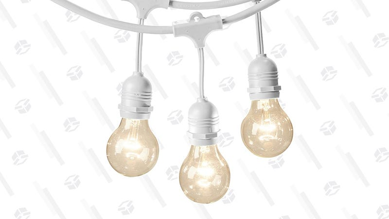 AmazonBasics 48' String Light | $25 | Amazon
