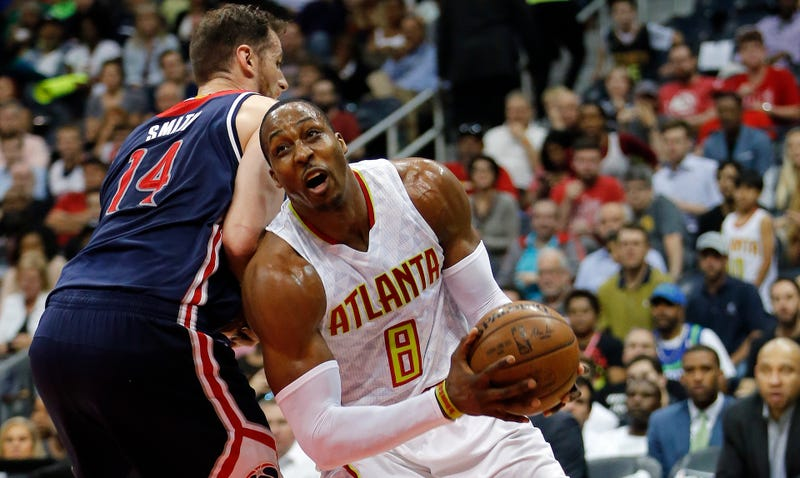 Wall scores 42, Wizards eliminate Hawks