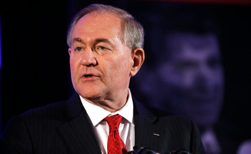Illustration for article titled Weep For Jim Gilmore, Who Can't Even Get Elected as a GOP Convention Delegate