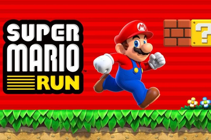 Illustration for article titled Super Mario Runpor fin llegará a Android este mes