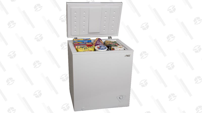 Arctic King 5-Cubic-Foot Chest Freezer | $149 | Walmart
