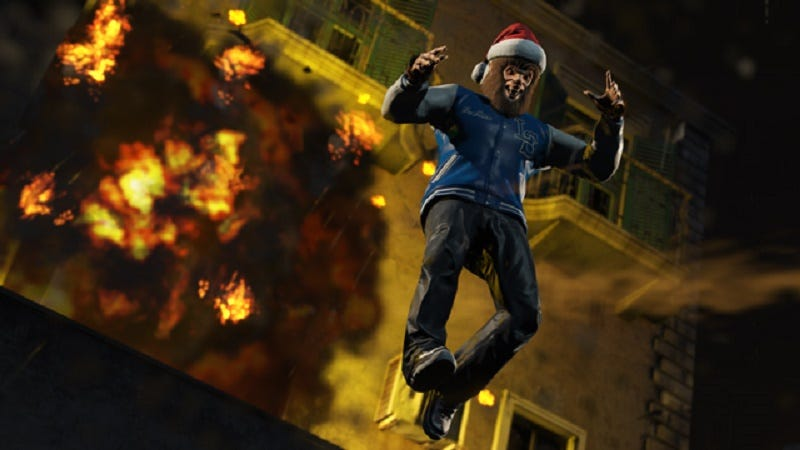 Illustration for article titled You Can Celebrate Christmas In These Video Games