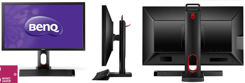 Illustration for article titled Moneysaver One-Shot: BenQ Professional Gaming Monitor