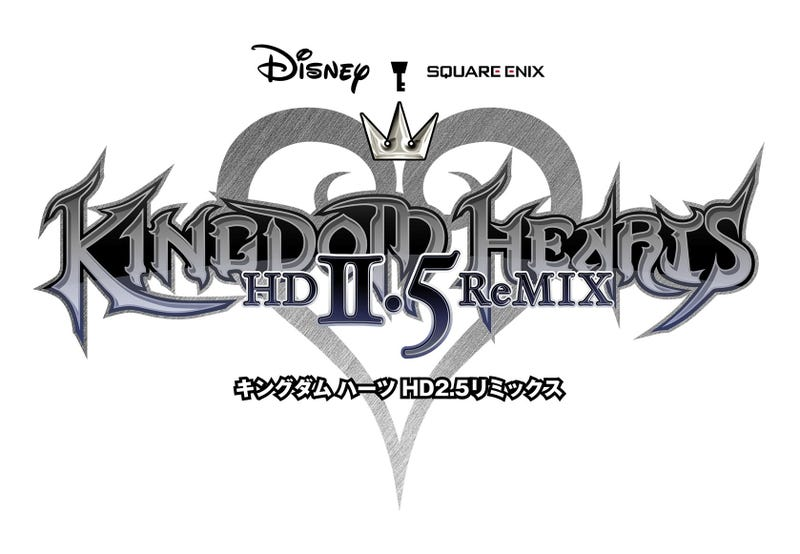Illustration for article titled Kingdom Hearts HD 2.5 Remix to be release in 2014