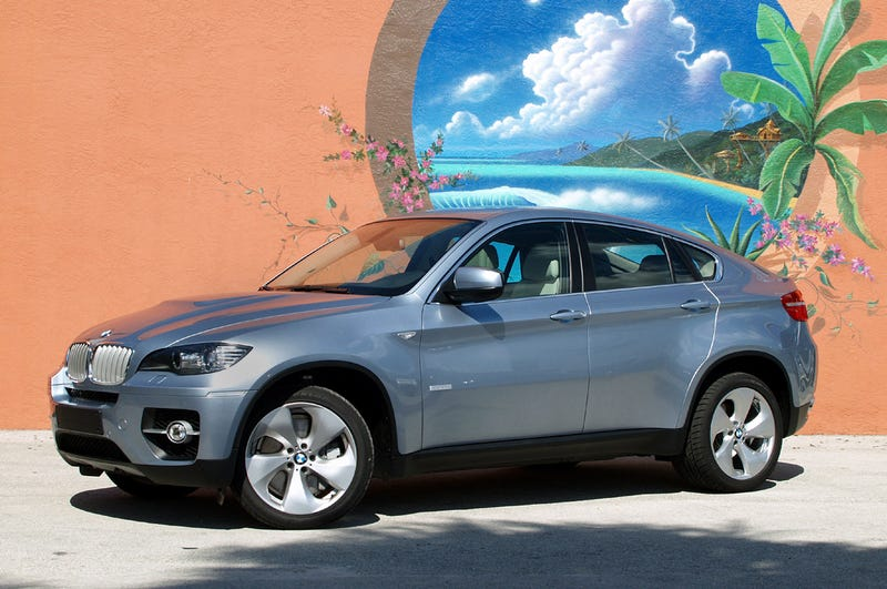 Illustration for article titled Remember the X6 ActiveHybrid.