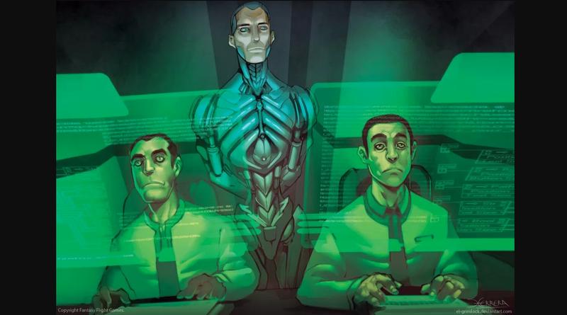 Android: Netrunner: The Kotaku Review