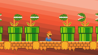 Illustration for article titled Eating Mushrooms Would Have Horrible Effects On Mario In Real Life