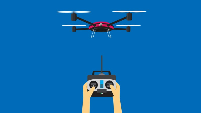 Illustration for article titled Go Register Your Drone Right Now (Credit Card Number Required)