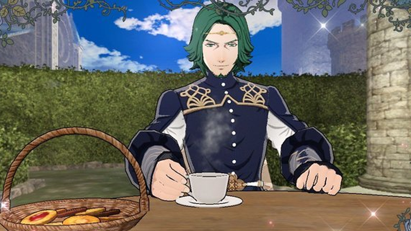 Illustration for article titled The Voice Actor For Seteth In Fire Emblem: Three Houses Is Now Performing Popular Seteth Memes