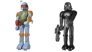 Illustration for article titled Funko Are Bringing Old School Star WarsShogun Warriors To Celebration