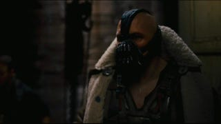 Illustration for article titled Will the studio make Christopher Nolan change Bane's voice in The Dark Knight Rises?