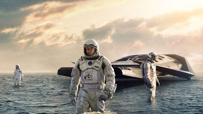 Illustration for article titled Interstellar getting biggest-ever IMAX release