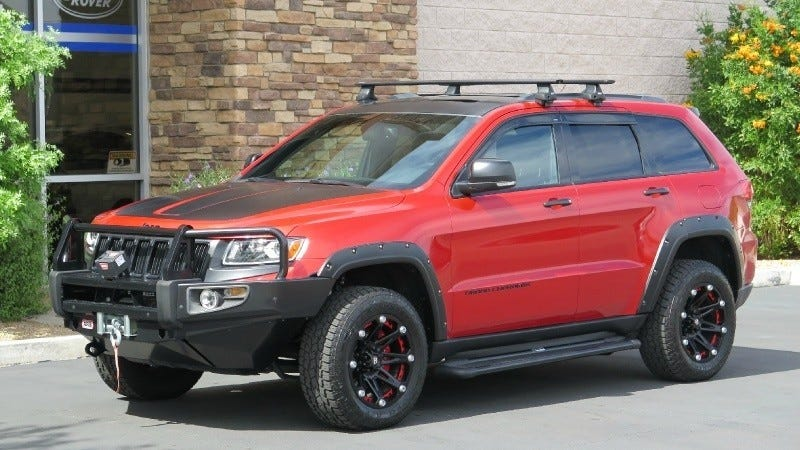 Illustration for article titled This 2WD Grand Cherokee = maximum poser status