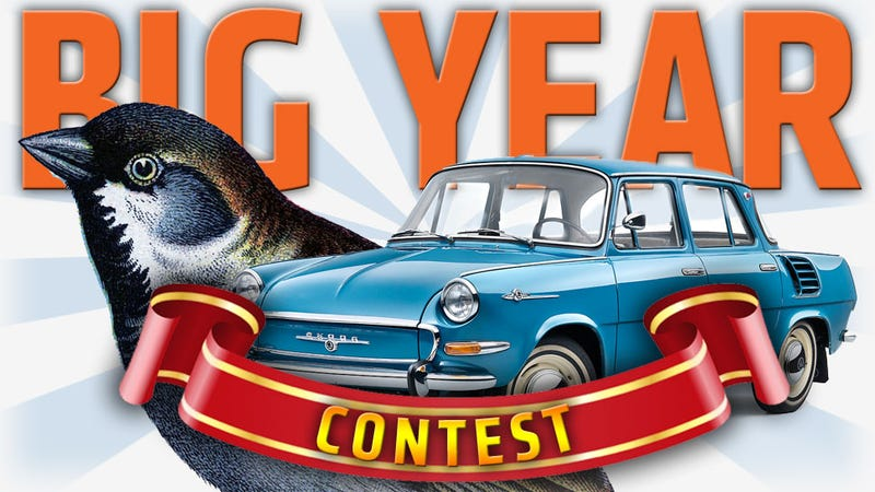 Illustration for article titled Announcing The 2013 Jalopnik Contest: The Big Year (of Cars)