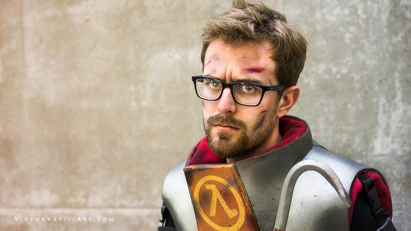 Illustration for article titled Even Cosplayers Are Sad About Half-Life 3