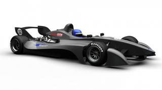 Illustration for article titled Gallery: Swift Engineering 2012 IndyCar Proposal