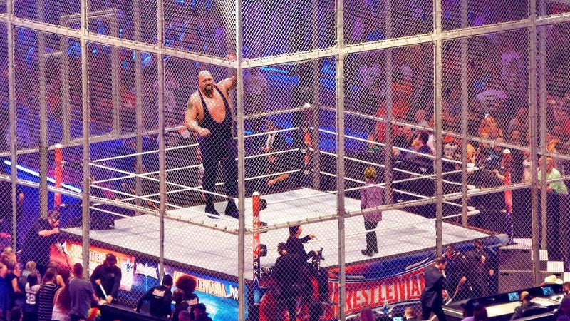 Following the tragic death of their beloved Big Show, WWE officials said the wrestler cage would be closed to public viewing indefinitely, even during the peak Summer Slam season.