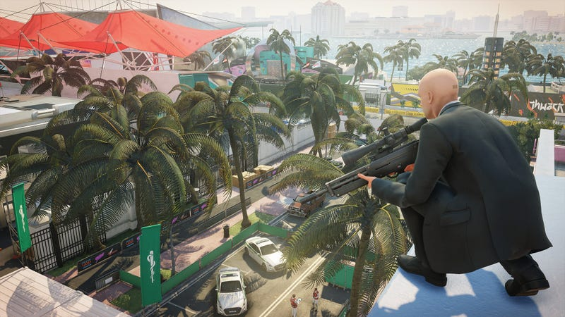 Illustration for article titled Hitman 2 Is Coming Out This November