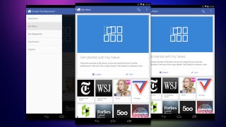 Illustration for article titled Google Play Newsstand Unifies Magazines, Newspapers, and RSS into One