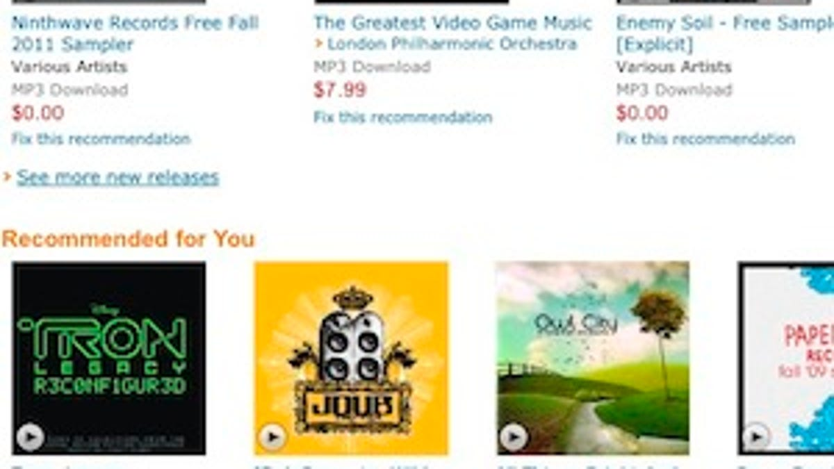 Google Music vs Amazon MP3 vs iTunes: Which Online Music