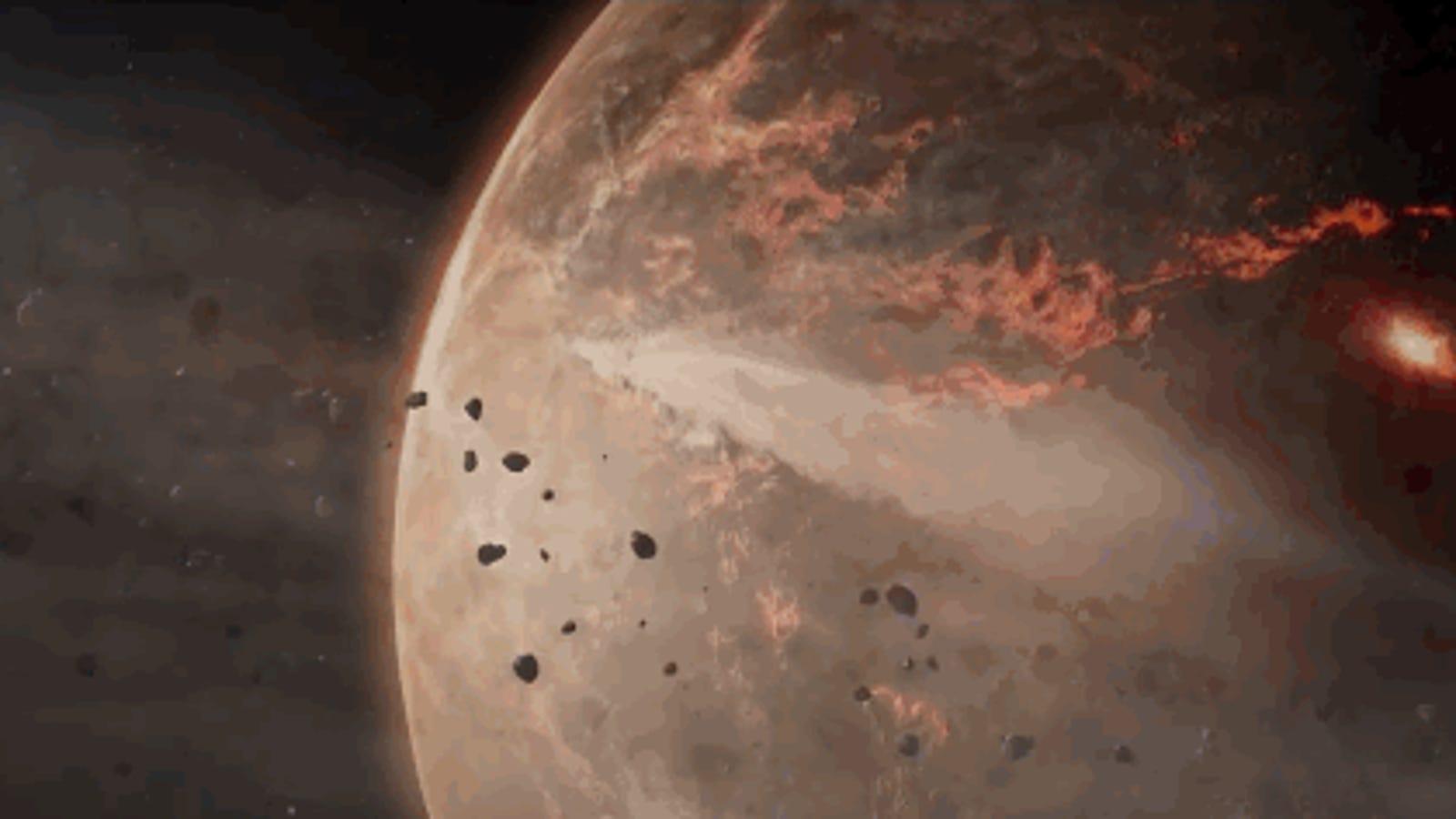 El origen del Sistema Solar, explicado en un genial documental