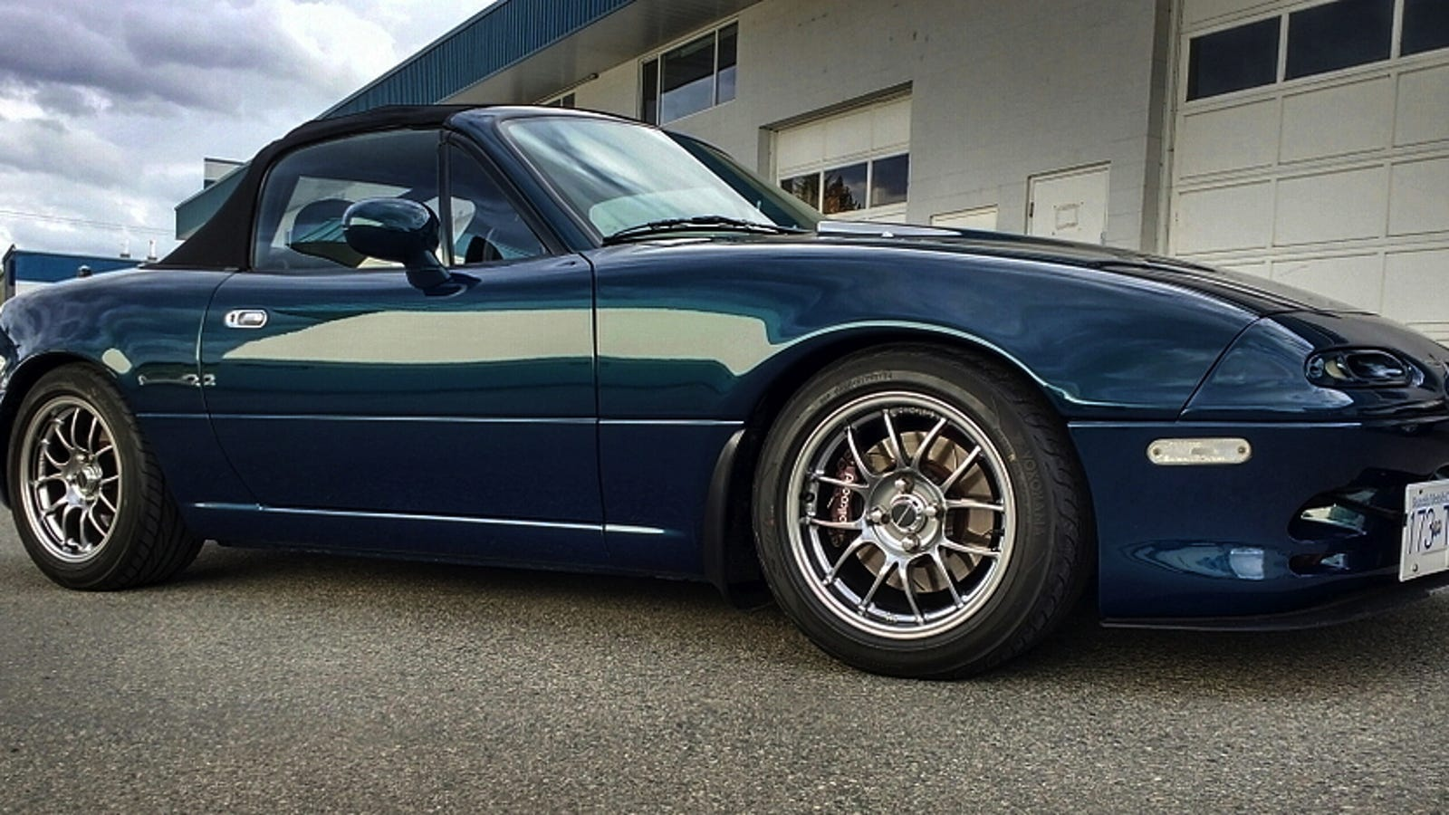For $20,000 CA, Could This Custom 1994 Mazda MX5 M Edition