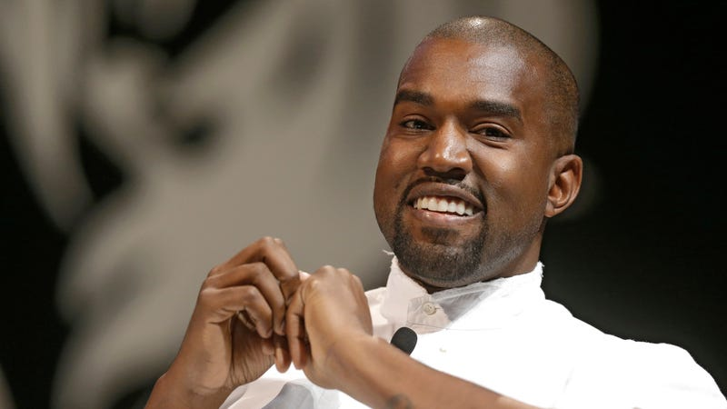 Illustration for article titled In a Totally Out of Character Move, Kanye West Delays Flight