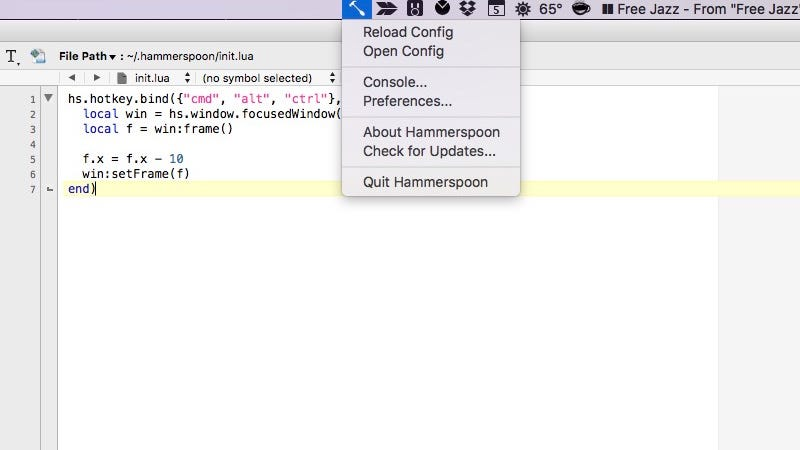 Hammerspoon Is Powerful, Free Automation Tool for OS X