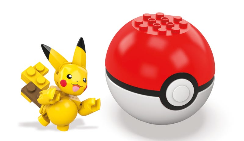 The Pokmon Mega Bloks Are Coming