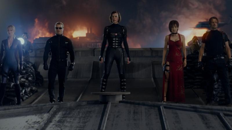 Resident evil 3rd movie