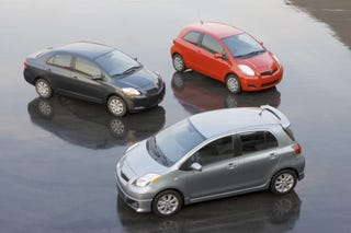 Illustration for article titled Intellichoice August Deals List Shows Toyota Corolla, Yaris Offering Cash Back
