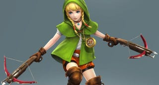 Illustration for article titled Three Very Different Takes On Linkle, The Female Link