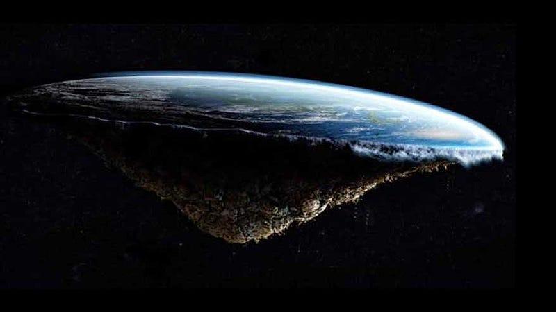 Illustration for article titled No, los millenials no tienen la culpa de que haya gente que cree que la Tierra es plana