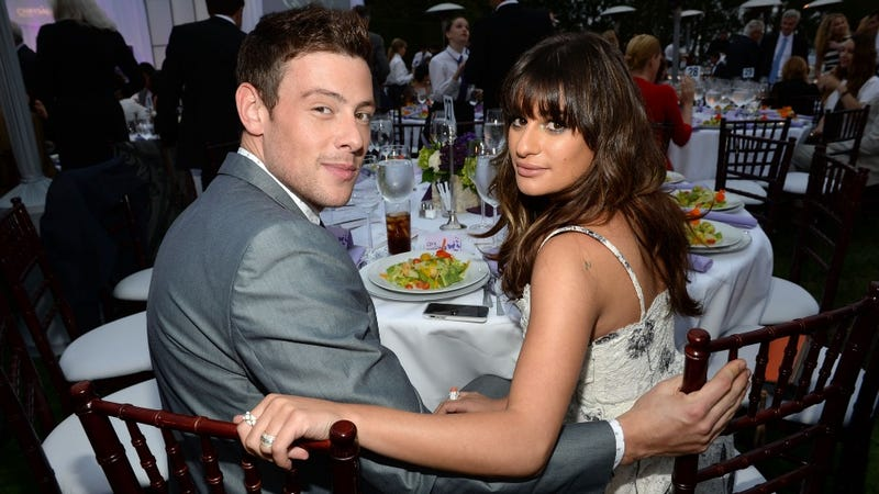 Illustration for article titled Lea Michele's Rep Requests Privacy After Cory Monteith's Death