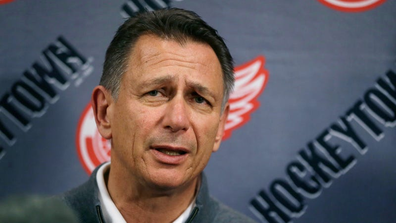 Illustration for article titled Ken Holland Comes To Edmonton With Something To Prove