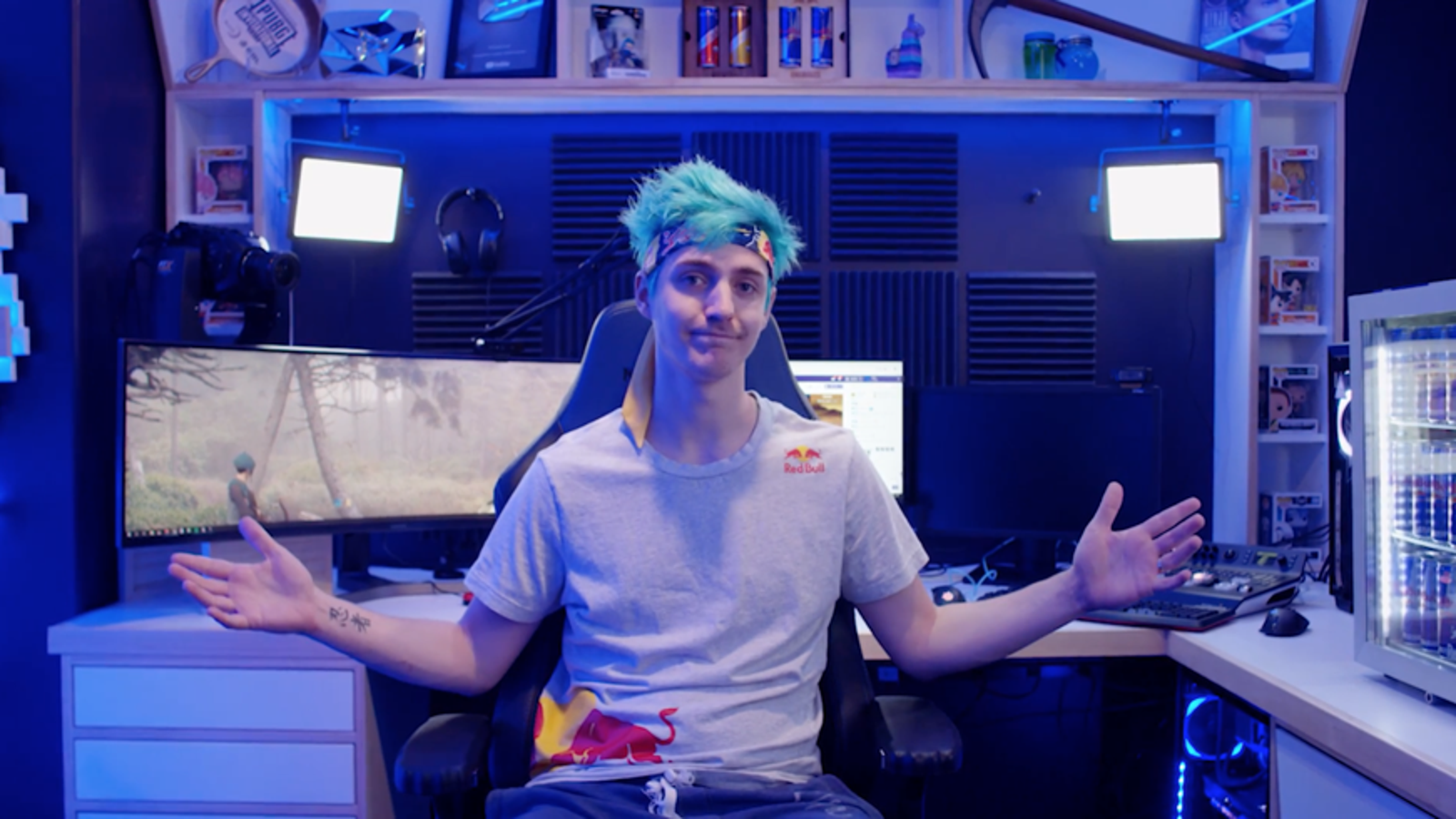 Ninja Keeps Reporting Fortnite Rivals, And It's Not Sitting