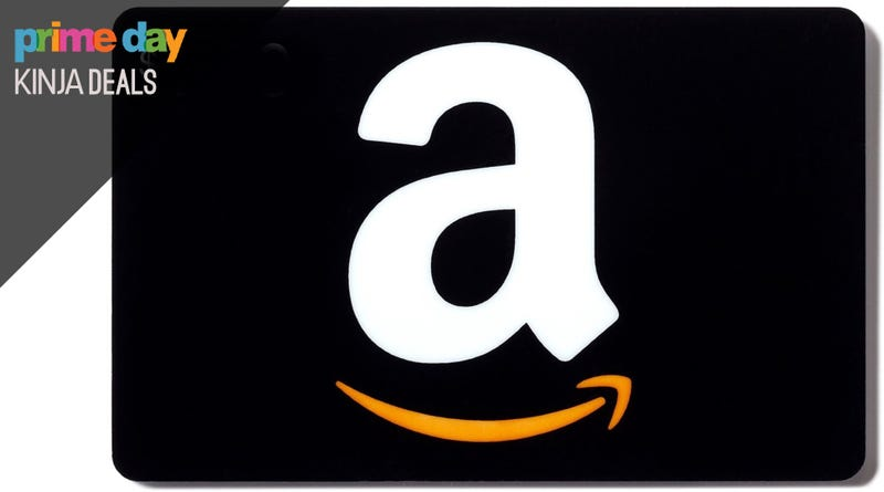 Illustration for article titled Buy $75 in Amazon Gift Cards, Get $10 in Bonus Credit, Today Only