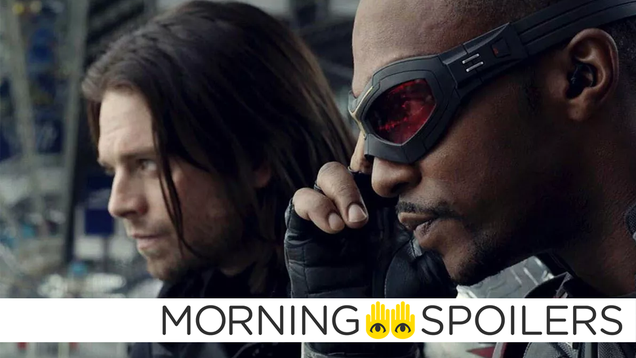 The Falcon and the Winter Soldier Set Picture Hint at an Unlikely Team-Up