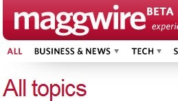 Illustration for article titled Maggwire Offers Hundreds of Magazines for Free Online Reading