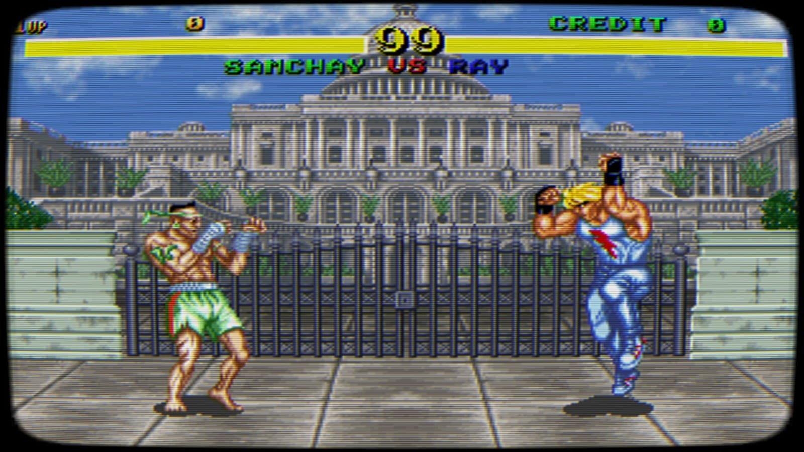 QnA VBage The Fighting Game Capcom Tried To Get Pulled From Arcades