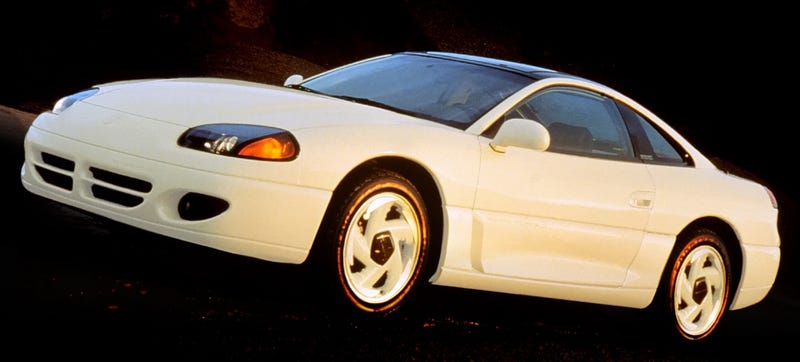 Illustration for article titled Was The Dodge Stealth The Most '90s Car Of The '90s?