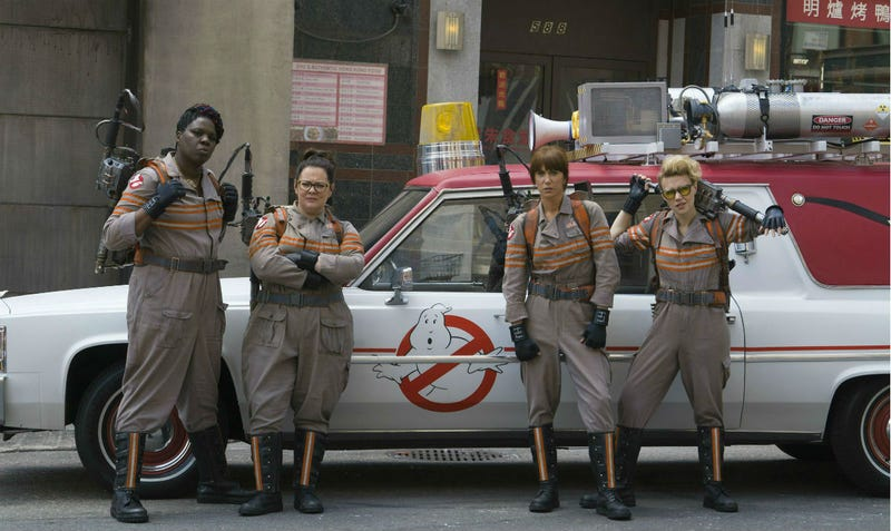 Illustration for article titled The Ghostbusters Franchise May Be 'Endless,' But It's All Still Very Much In Flux