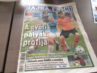 Illustration for article titled Megdöbbentő kiadvánnyal jelentkezett a Nemzeti Sport