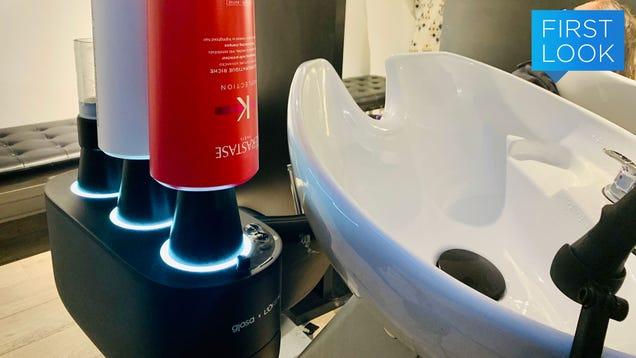 This Water-Saving Machine Gave Me the Best Hair of Quarantine