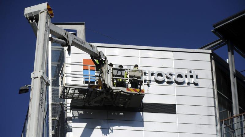 Antigua sede de Nokia, ahora de Microsoft, en Espoo (Finlandia). Imagen: Lehtikuva / AP