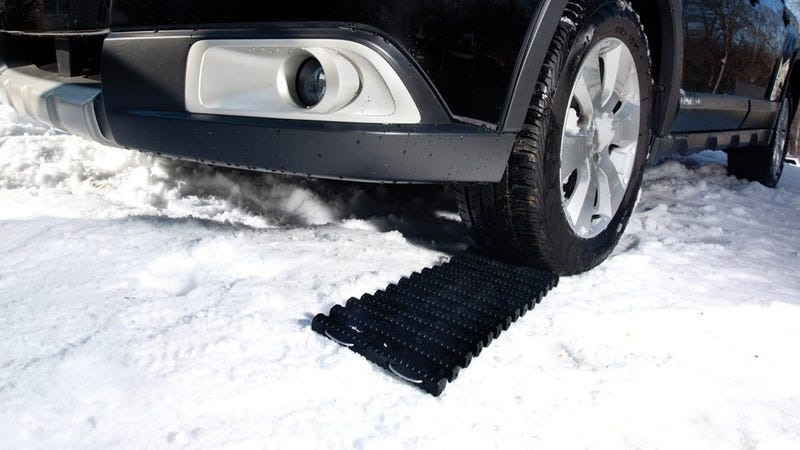 Snow joe Traction Mat | $23 | Daily Steals | Promo code KINJASJT