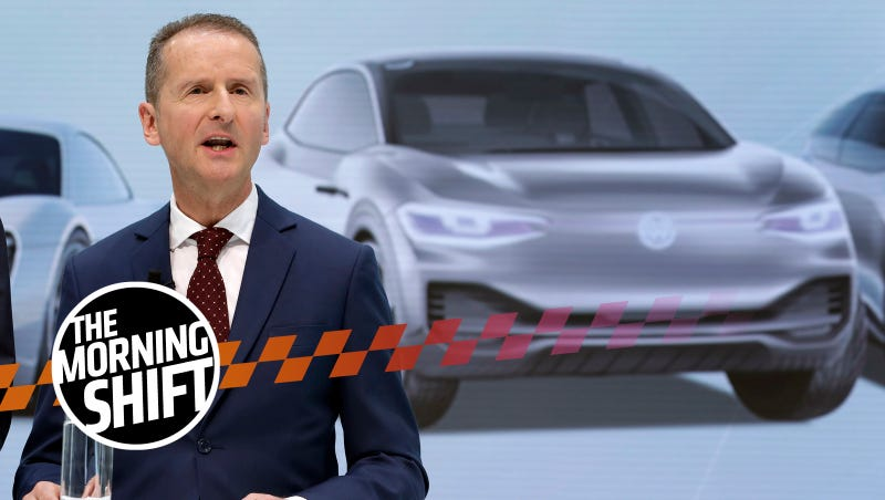 Illustration for article titled Volkswagen's New Boss Is Here To Shake Up The Brands