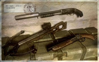 Illustration for article titled Far Cry 2 Fortune's Pack Expands Your Arsenal