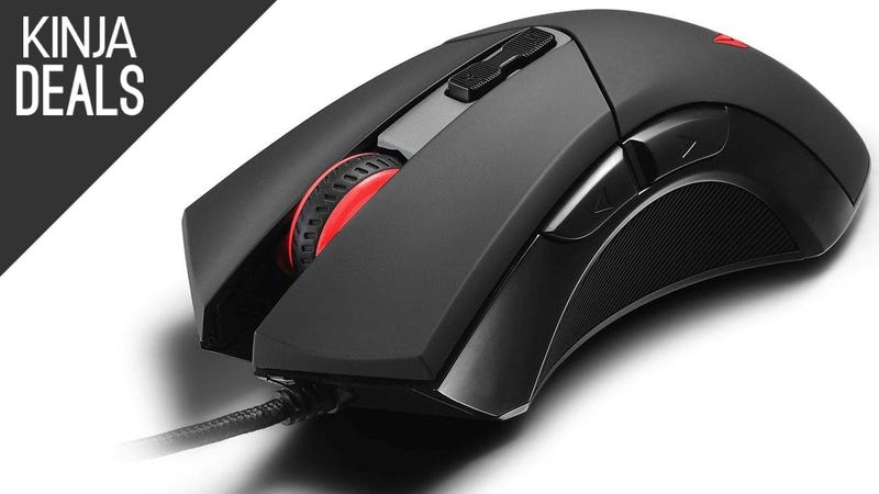 Illustration for article titled Add a gaming Mouse to Your Arsenal for $12