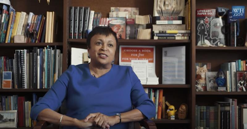 Senate Confirms 1st Woman, African-American Librarian of Congress